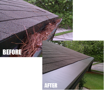 Gutter Protection in Jacksonville, FL